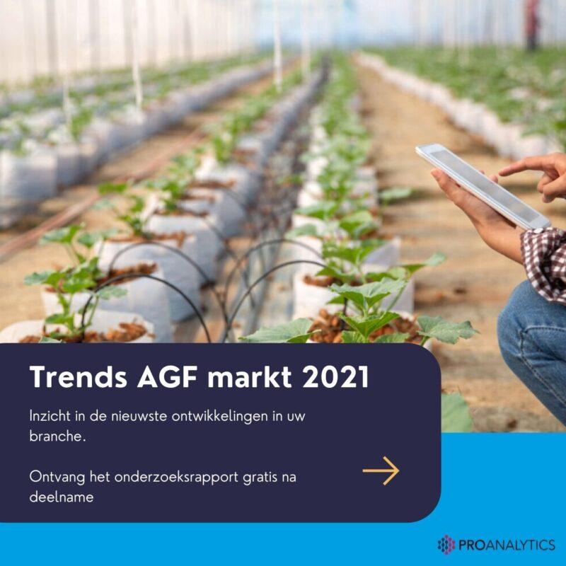 Trend onderzoek AGF markt
