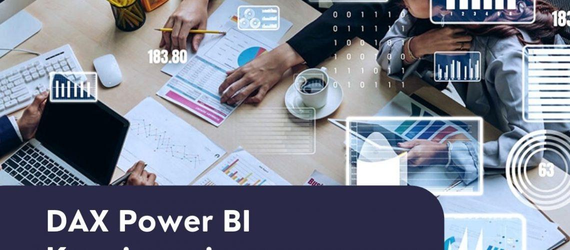 Kennissessie DAX Power BI