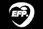 EFP logo white
